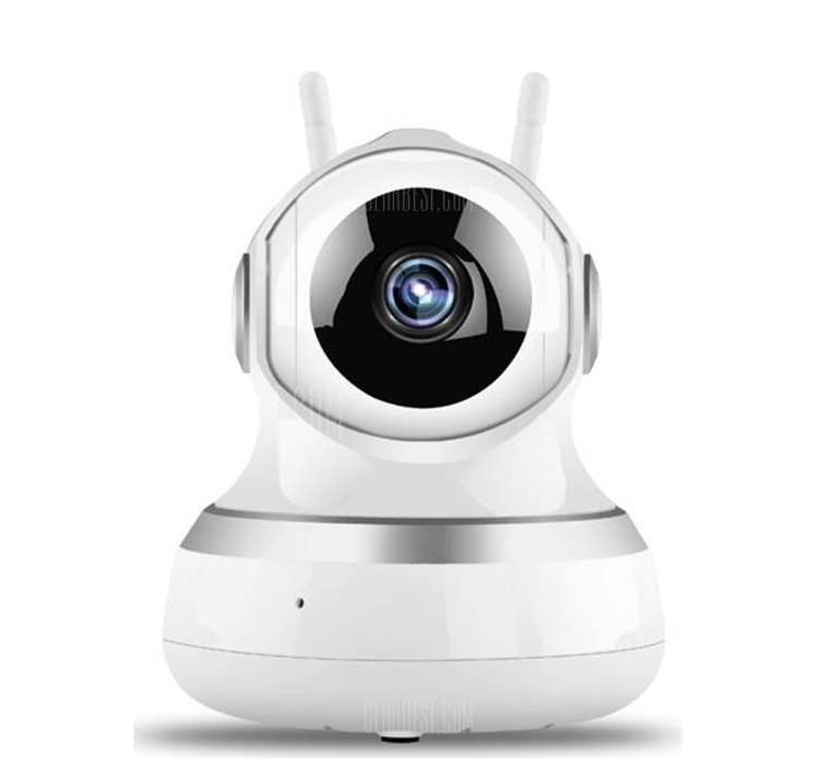 WiFi Remote Control Multifunction Infrared Night Vision Monitor IP Camera