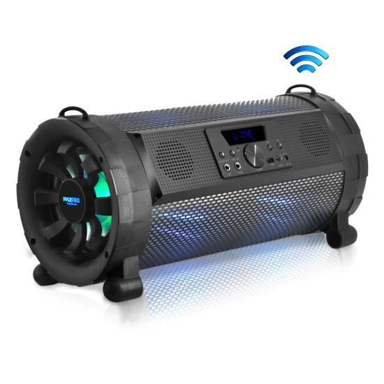 Pyle Street Blaster Bluetooth Boom Box Speaker System