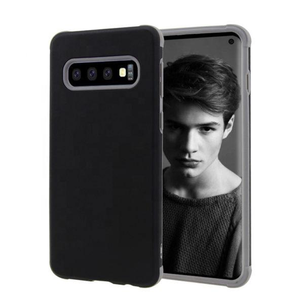 Samsung S10 2 in 1 Case Black
