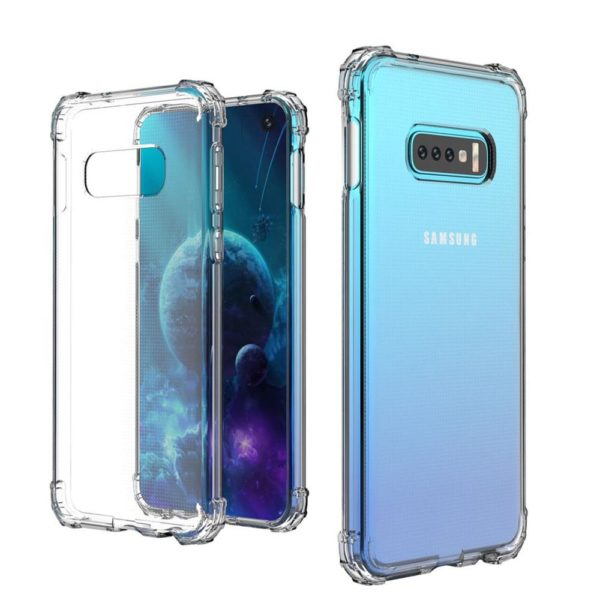Clear Slim Case for Samsung S10