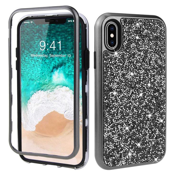 Diamond Bling Case for iPhone XR - Brandfluencers