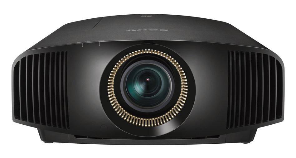 Sony 4K Home Cinema Projector Black