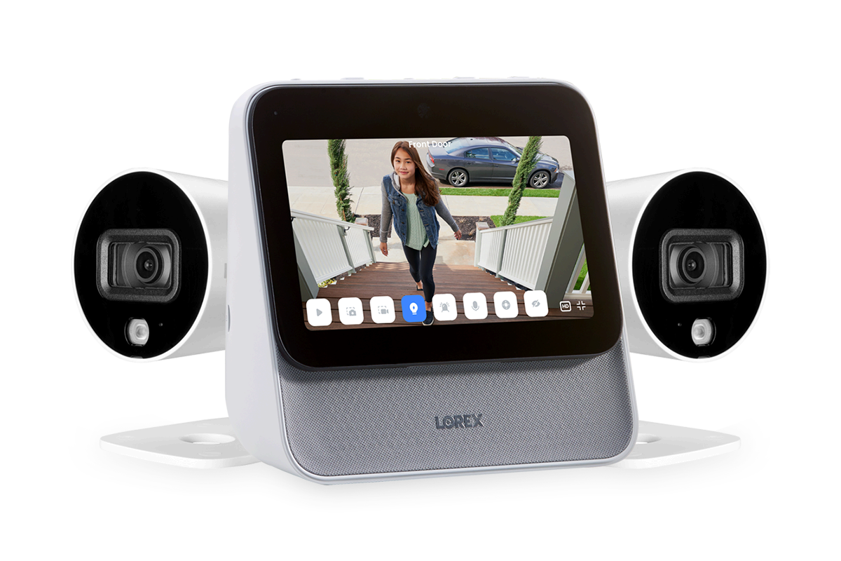 The Lorex Home Center with Cameras